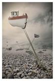 Low Tide Giclee Print by Baden Bowen