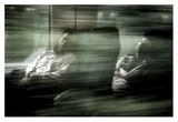 Opposites - Speed Versus Snooze Giclee Print by Yvette Depaepe