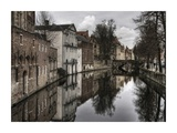 Reflections Of The Past Giclee Print by Yvette Depaepe