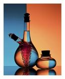 Oil And Vinegar Giclee Print by Aida Ianeva