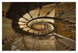 Heinen D'escalier Giclee Print by Paul Boomsma