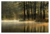 Silent Light. Giclee Print by Agnieszka Jankowska