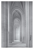 Grundtvigs Kirke Giclee Print by Martin Fleckenstein