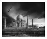 The Banks Of The Jamuna River Giclee Print by Piet Flour