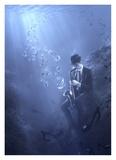 Blues Giclee Print by Christophe Kiciak