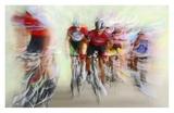 Ultimo Giro 2 Reproduction procédé giclée par Lou Urlings
