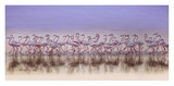 Comrades In Color Giclee Print by Ahmed Thabet