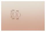 Pink Silence Giclee Print by Natalia Rublina