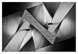 Metal Origami Giclee Print by Koji Tajima