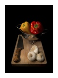 Peppers Soup Giclee Print by Antonio Zoccarato