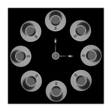 Three O'clock Giclee Print by Antonyus Bunjamin (Abe)