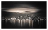 Toronto Giclee Print by Yoann