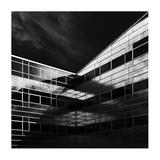 The Dark Side Of Light Giclee Print by Jeroen Van De