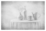 A White Dream Giclee Print by Margareth Perfoncio