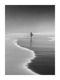 Surfer Giclée-tryk af Alex Saberi