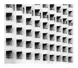 Apartment Balconies Giclee Print by Ayoze Hernandez Tirado
