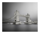 Tower Bridge Giclee Print by Ahmed Thabet