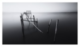 Carrasqueira In Black And White Giclee Print by Ivan Ferrero