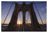 Back To Brooklyn Giclee Print by Adhemar Duro