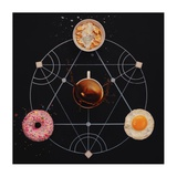 Breakfast Alchemy Giclee Print by Dina Belenko