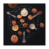 Baking Alchemy Giclee Print by Dina Belenko