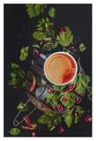 Stir Clockwise. Giclee Print by Dina Belenko