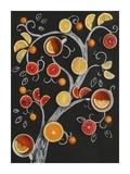 Teatime Tree Giclée-Druck von Dina Belenko