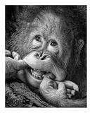 Big Smile..Please Giclée-tryk af Angela Muliani Hartojo