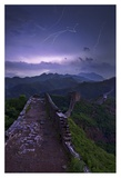 Great Wall Giclee Print by Yan Zhang