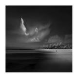 Sea Shore View Giclee Print by Antonyus Bunjamin (Abe)