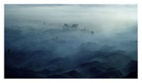 Land Of Fog Giclee Print by Rudi Gunawan