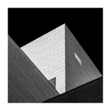 Triangles Giclee Print by Hilde Ghesquiere