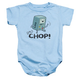 Infant: Adventure Time- Bmo Chop Onesie Infant Onesie