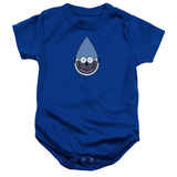 Infant: Regular Show- Mordecai Head Onesie Infant Onesie
