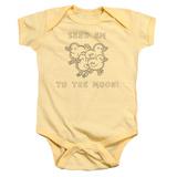 Infant: Regular Show- Send Em To The Moon Onesie Infant Onesie