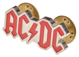 AC/DC - Enamel Logo Badge