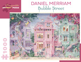 Daniel Merriam - Bubble Street 1000 Piece Jigsaw Puzzle Jigsaw Puzzle