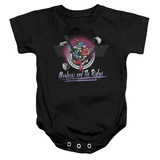 Infant: Regular Show- Mordecai & The Rigbys Onesie Infant Onesie