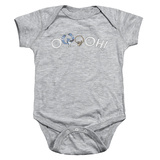 Infant: Regular Show- Ooooh Onesie Infant Onesie
