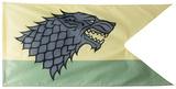 Game of Thrones - House Stark Outdoor Flag Flag