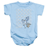 Infant: Regular Show- Oooooh Chart Onesie Infant Onesie