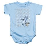 Infant: Regular Show- Oooooh Chart Onesie Infant Onesie