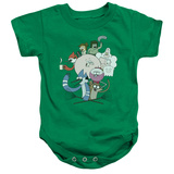 Infant: Regular Show- Cast Of Characters Onesie Infant Onesie
