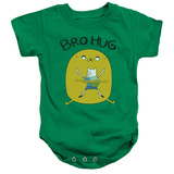 Infant: Adventure Time- Bro Hug Onesie Infant Onesie