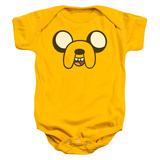 Infant: Adventure Time- Jake Head Onesie Infant Onesie