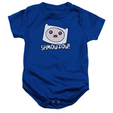 Infant: Adventure Time- Shmowzow Onesie Infant Onesie