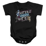 Infant: Regular Show- Haters Gonna Hate Onesie Infant Onesie