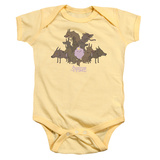 Infant: Adventure Time- Lsp Wolf Pack Onesie Infant Onesie