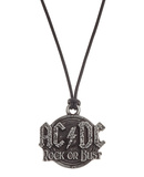 AC/DC - Rock Or Bust Pendant Novelty