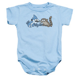 Infant: Regular Show- Tattoo Art Onesie Infant Onesie